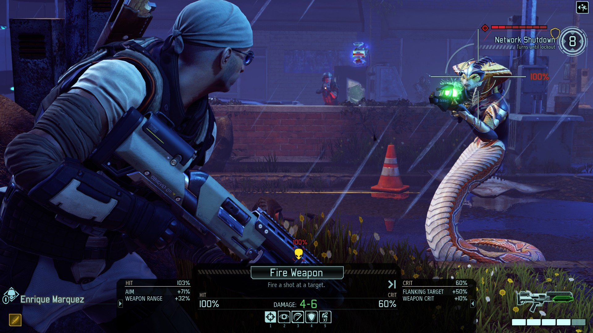 Screenshot for the game XCOM 2: Digital Deluxe Edition + Long War 2 [Update 10 + 6 DLC] (2016) PC | RePack от R.G. Механики