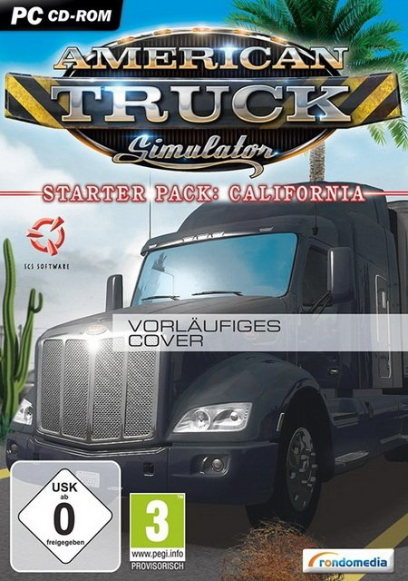 Download American Truck Simulator torrent free by R G  Mechanics