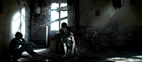 Screenshot for the game This War of Mine [v 5.1.0 + DLCs] (2014) PC | RePack by R.G. The mechanics