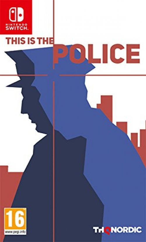 Cover This Is the Police [v 1.1.3.0] (2016) PC | RePack от R.G. Механики
