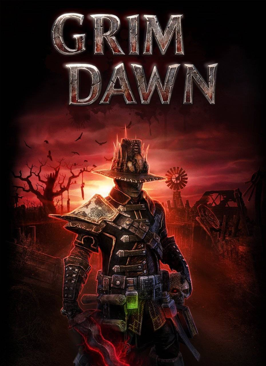 Cover Grim Dawn [v 1.0.5.0 + DLC's] (2016) PC | RePack от R.G. Механики