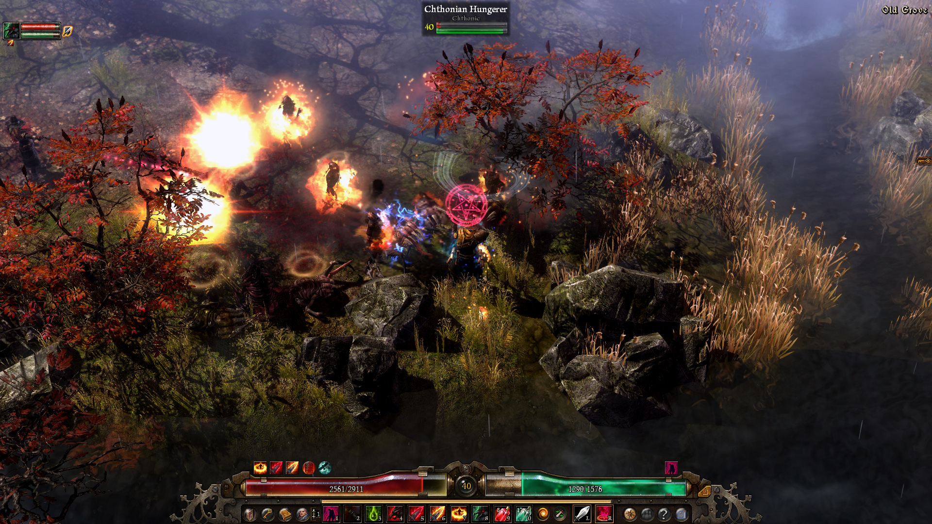 Screenshot for the game Grim Dawn [v 1.0.5.0 + DLC's] (2016) PC | RePack от R.G. Механики