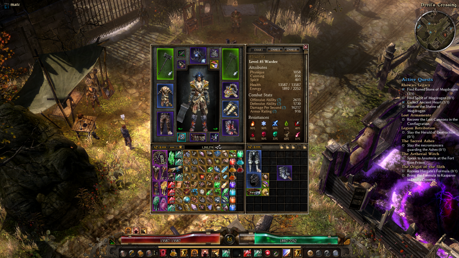Download Grim Dawn torrent free by R G  Mechanics
