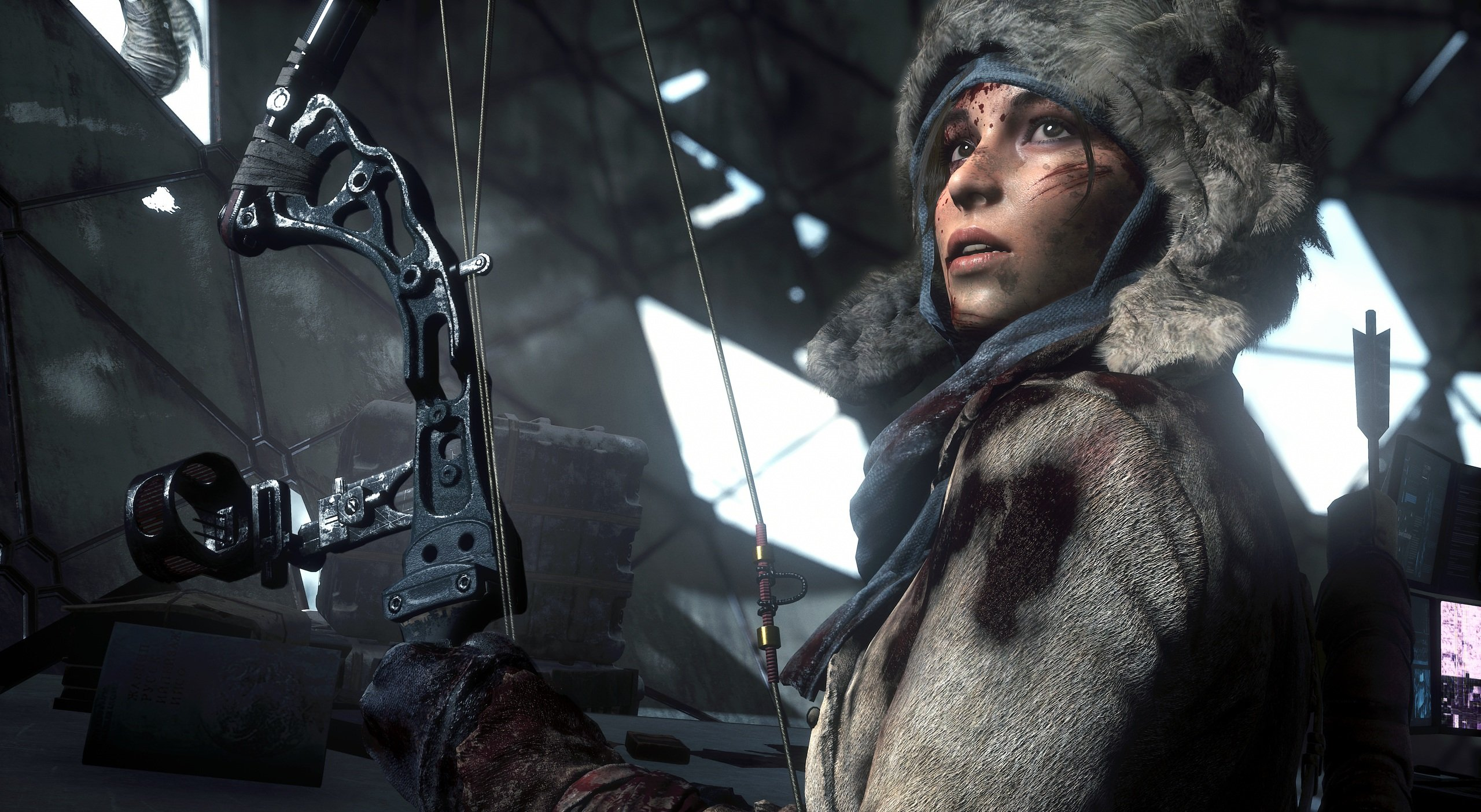 Screenshot for the game Rise of the Tomb Raider: 20 Year Celebration [v 1.0.767.2] (2016) PC | Repack от R.G. Механики