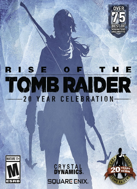 Cover Rise of the Tomb Raider: 20 Year Celebration [v 1.0.767.2] (2016) PC | Repack от R.G. Механики