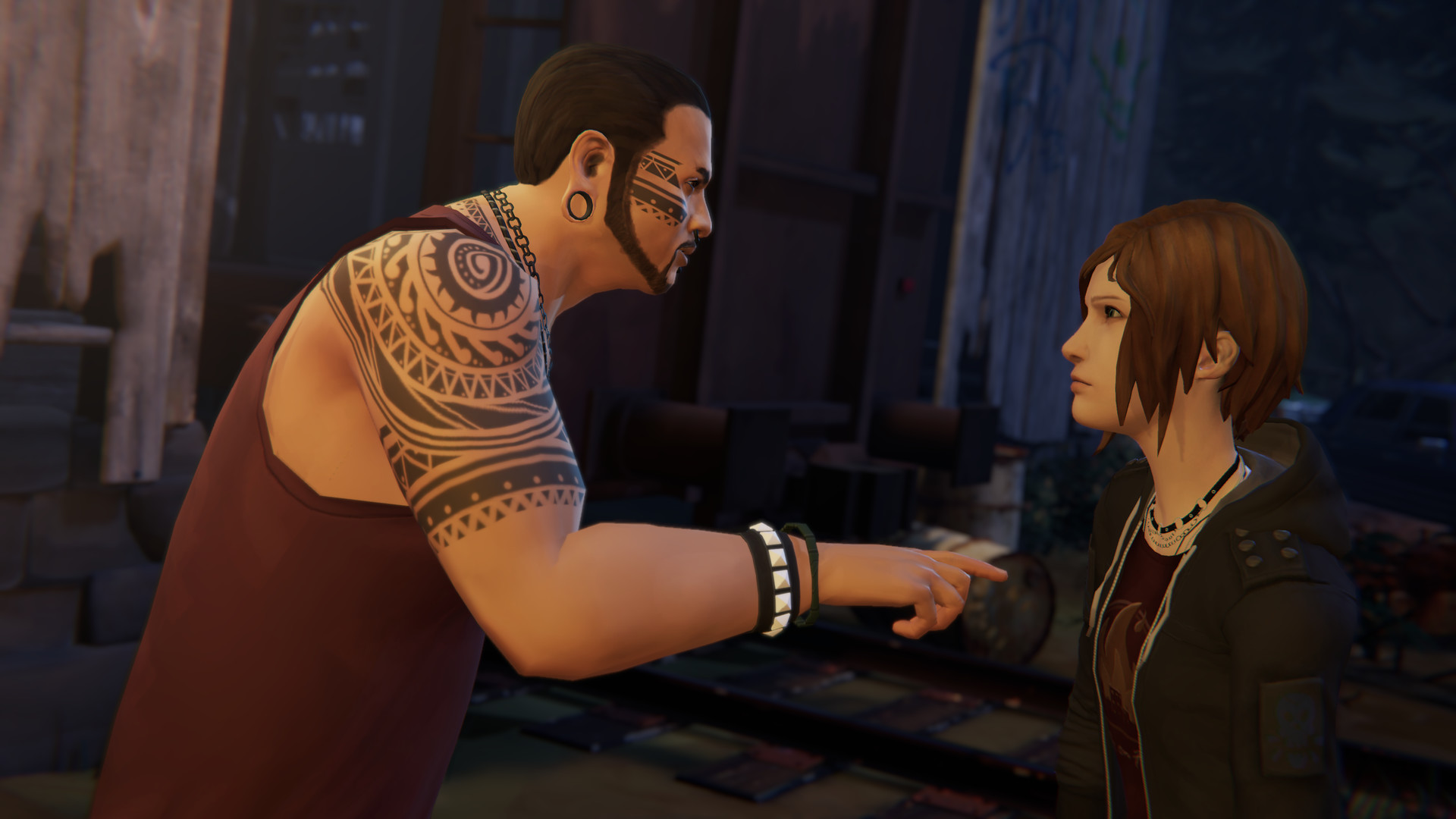 Screenshot for the game Life is Strange: Before the Storm. Episode 1-3 (2017) PC | Repack от R.G. Механики