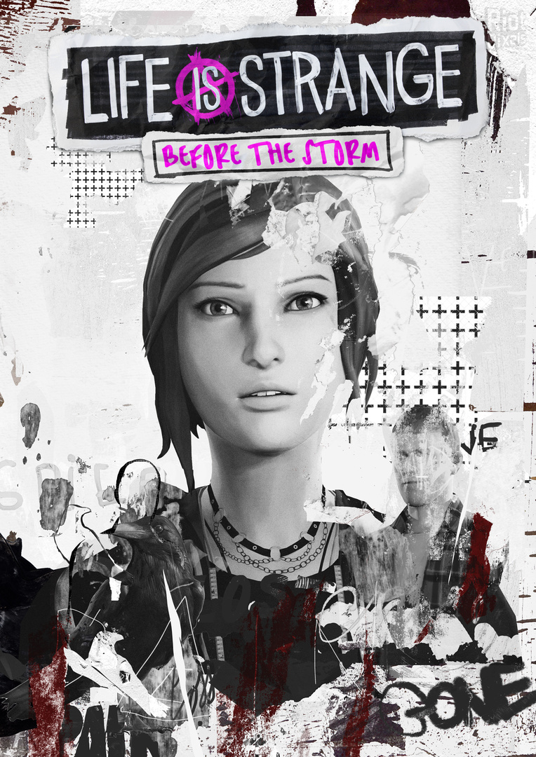 Cover Life is Strange: Before the Storm. Episode 1-3 (2017) PC | Repack от R.G. Механики