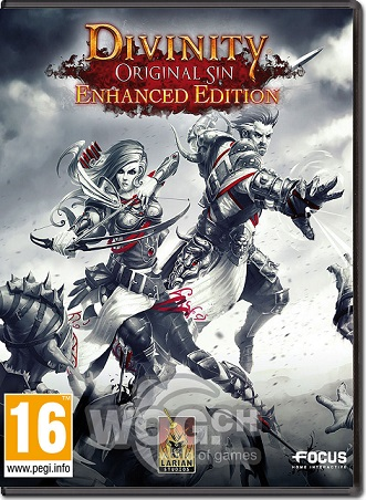 Cover Divinity: Original Sin - Enhanced Edition [v 2.0.119.430] (2015) PC | RePack от R.G. Механики