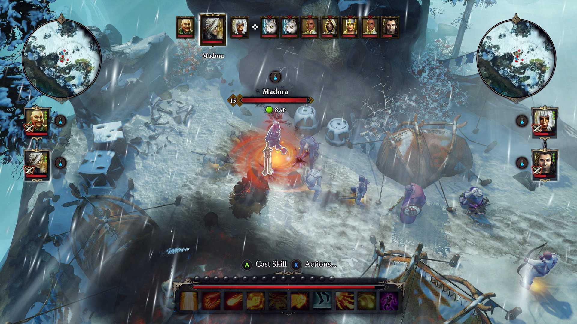 Screenshot for the game Divinity: Original Sin - Enhanced Edition [v 2.0.119.430] (2015) PC | RePack от R.G. Механики