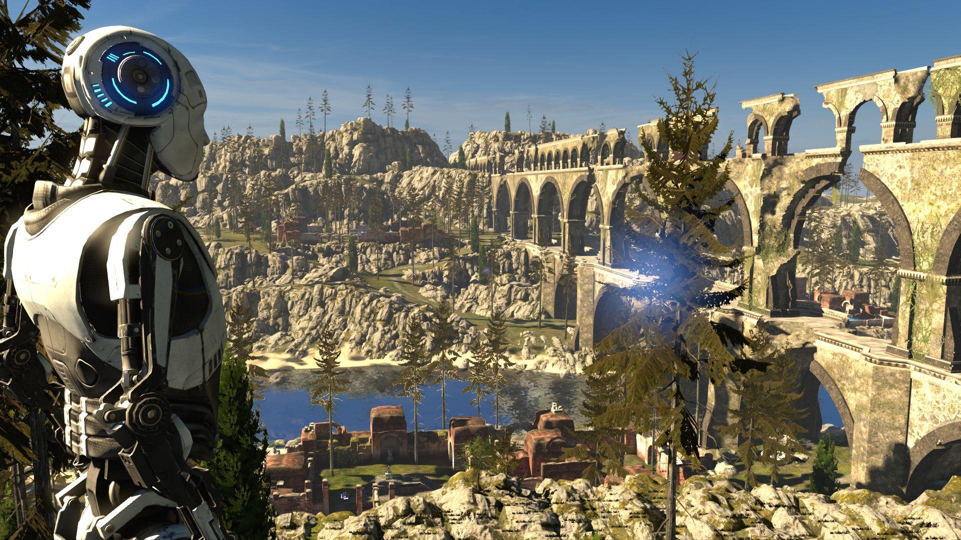 Screenshot for the game The Talos Principle: Gold Edition [v 326589 + DLCs] (2014) PC | RePack от R.G. Механики
