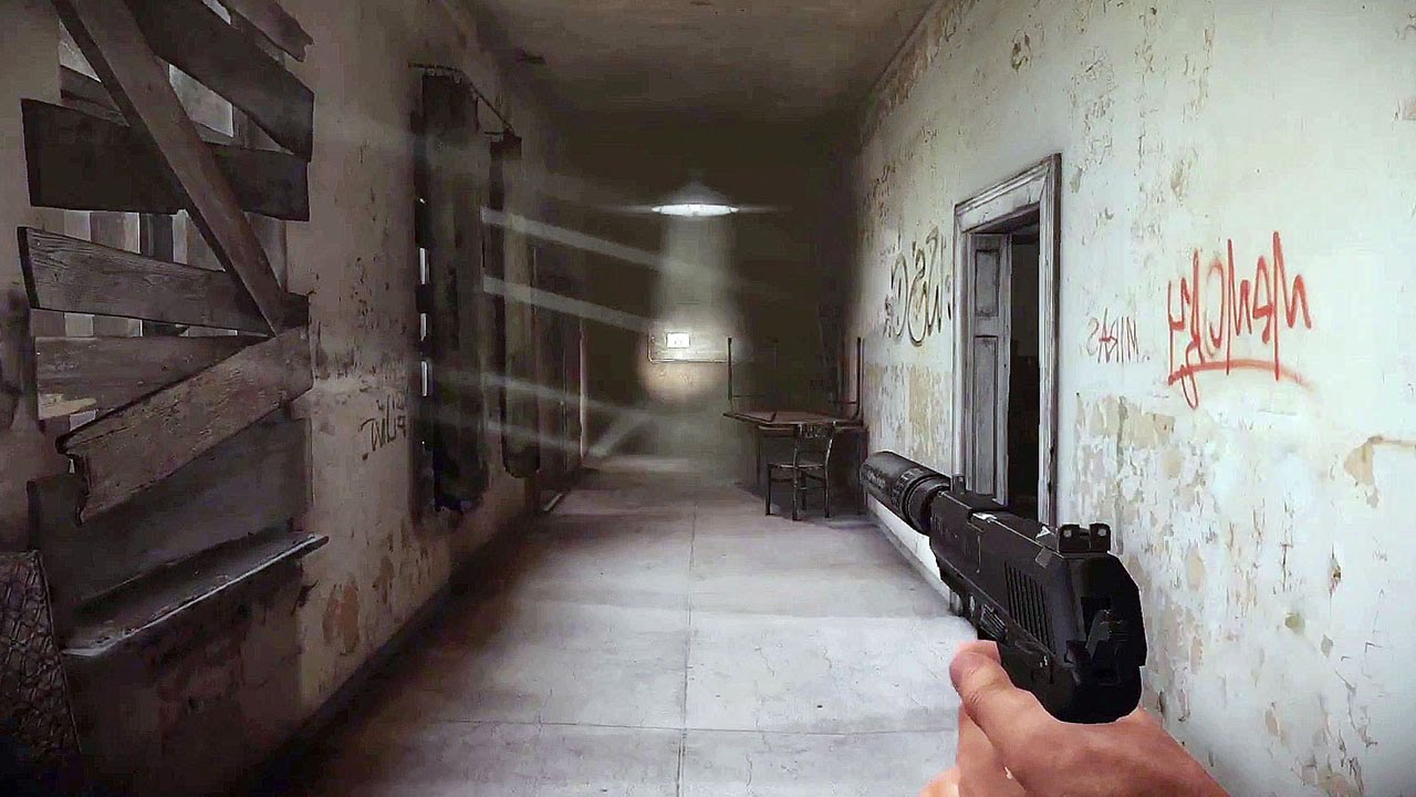 Screenshot for the game Get Even [Update 1] (2017) PC | RePack от R.G. Механики