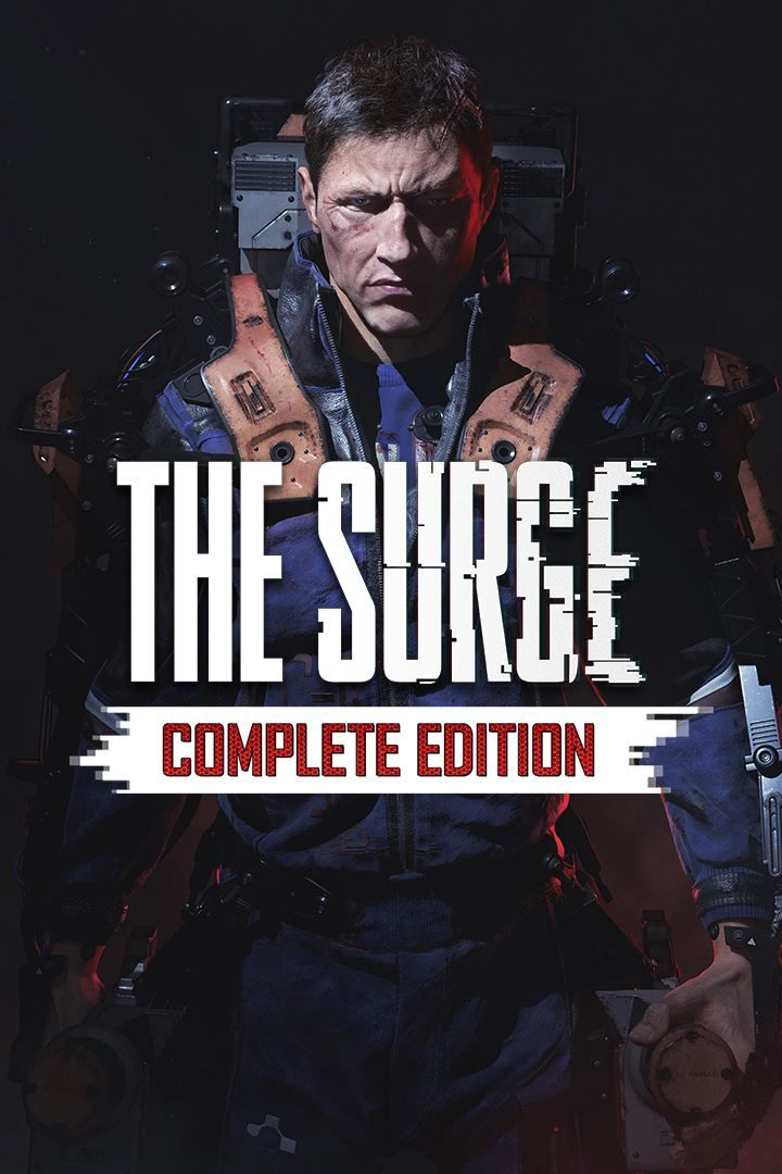 Cover The Surge: Complete Edition [Update 9 + 3 DLC] (2017) PC | RePack от R.G. Механики
