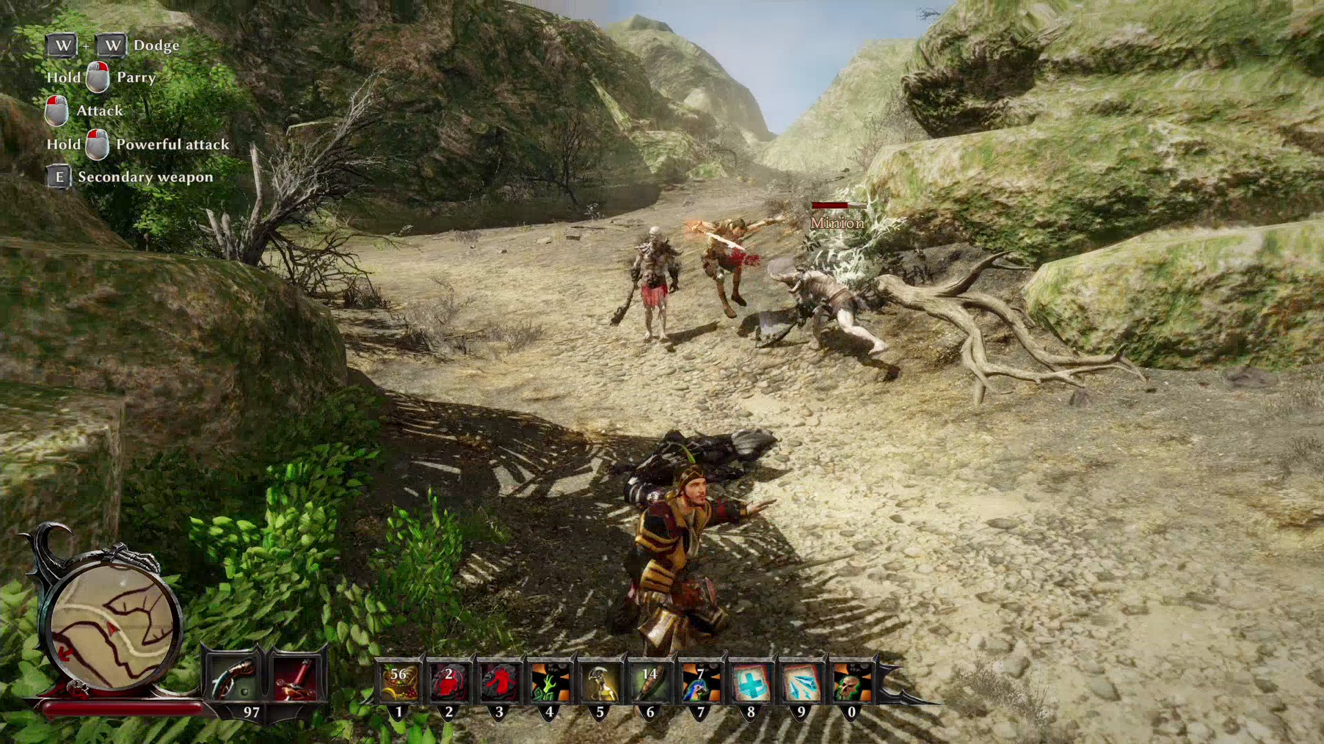 Screenshot for the game Risen 3 - Complete Edition (2014) PC | RePack от R.G. Механики