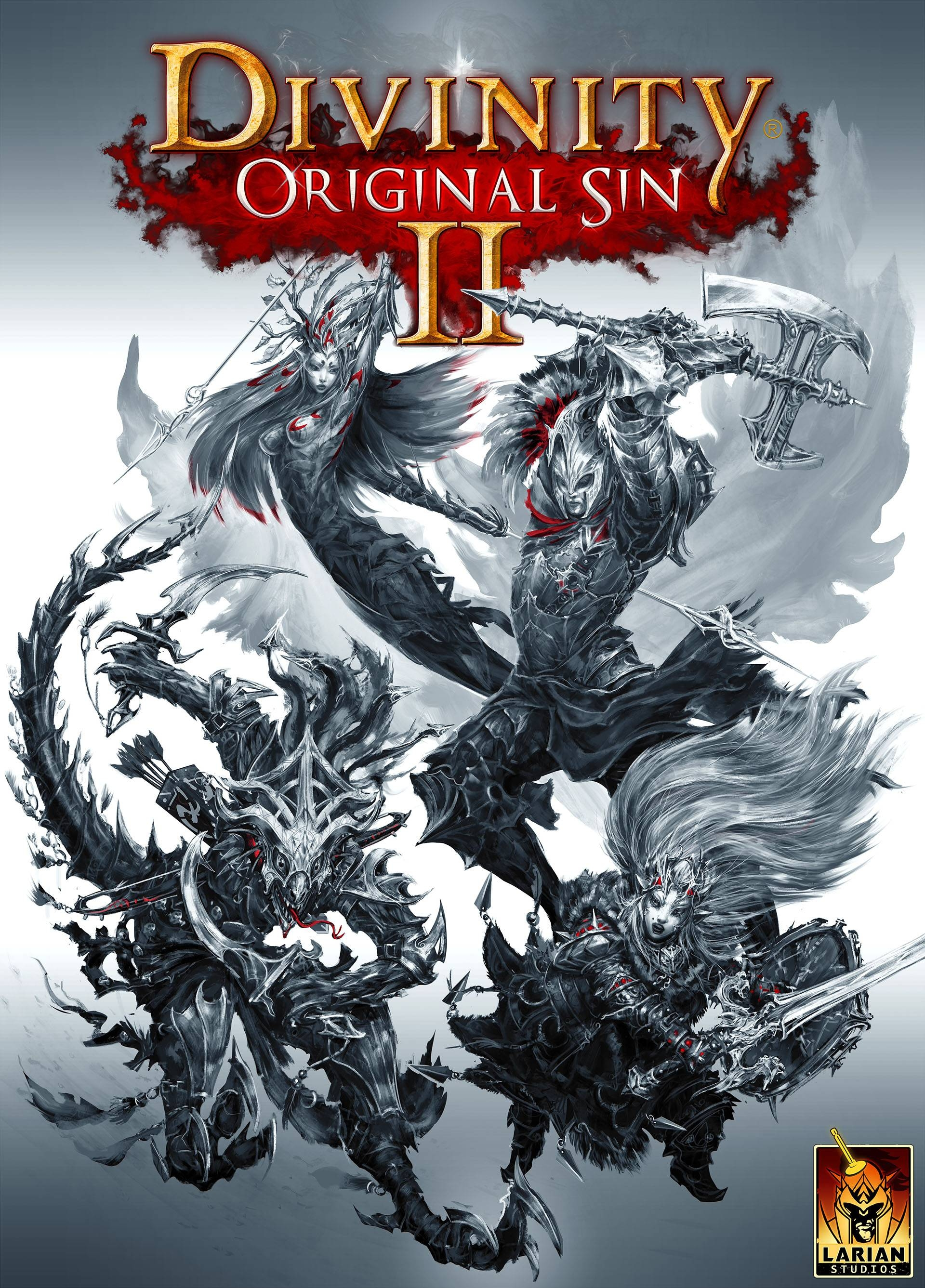 Cover Divinity: Original Sin 2 [v 3.0.165.9] (2017) PC | RePack от R.G. Механики