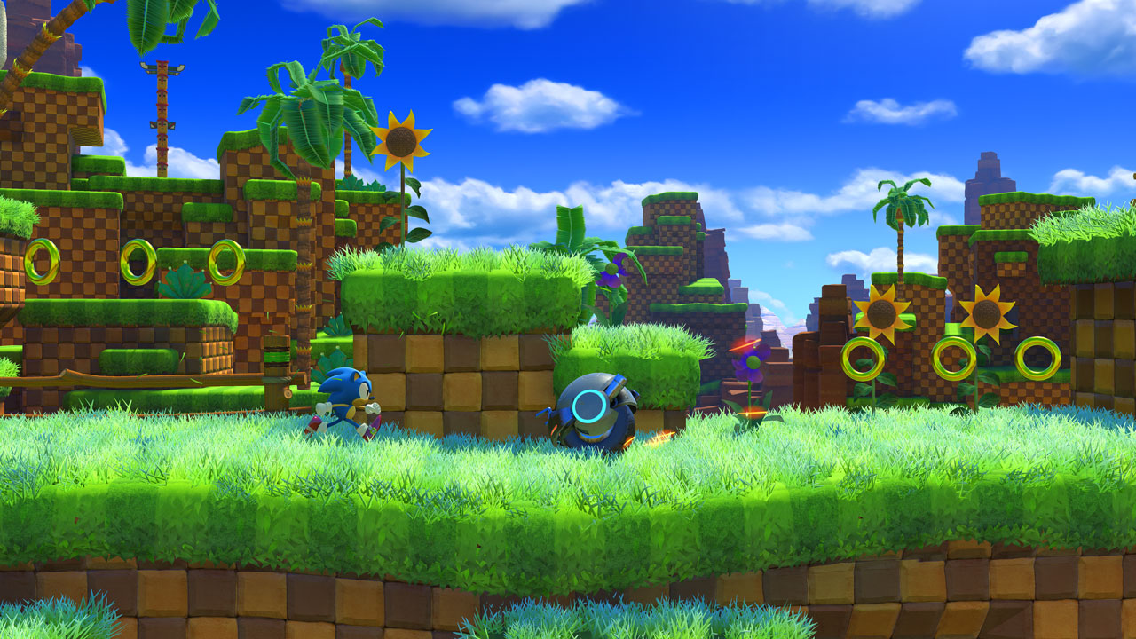 Screenshot for the game Sonic Forces [v 1.04.79 + 6 DLC] (2017) PC | RePack от R.G. Механики