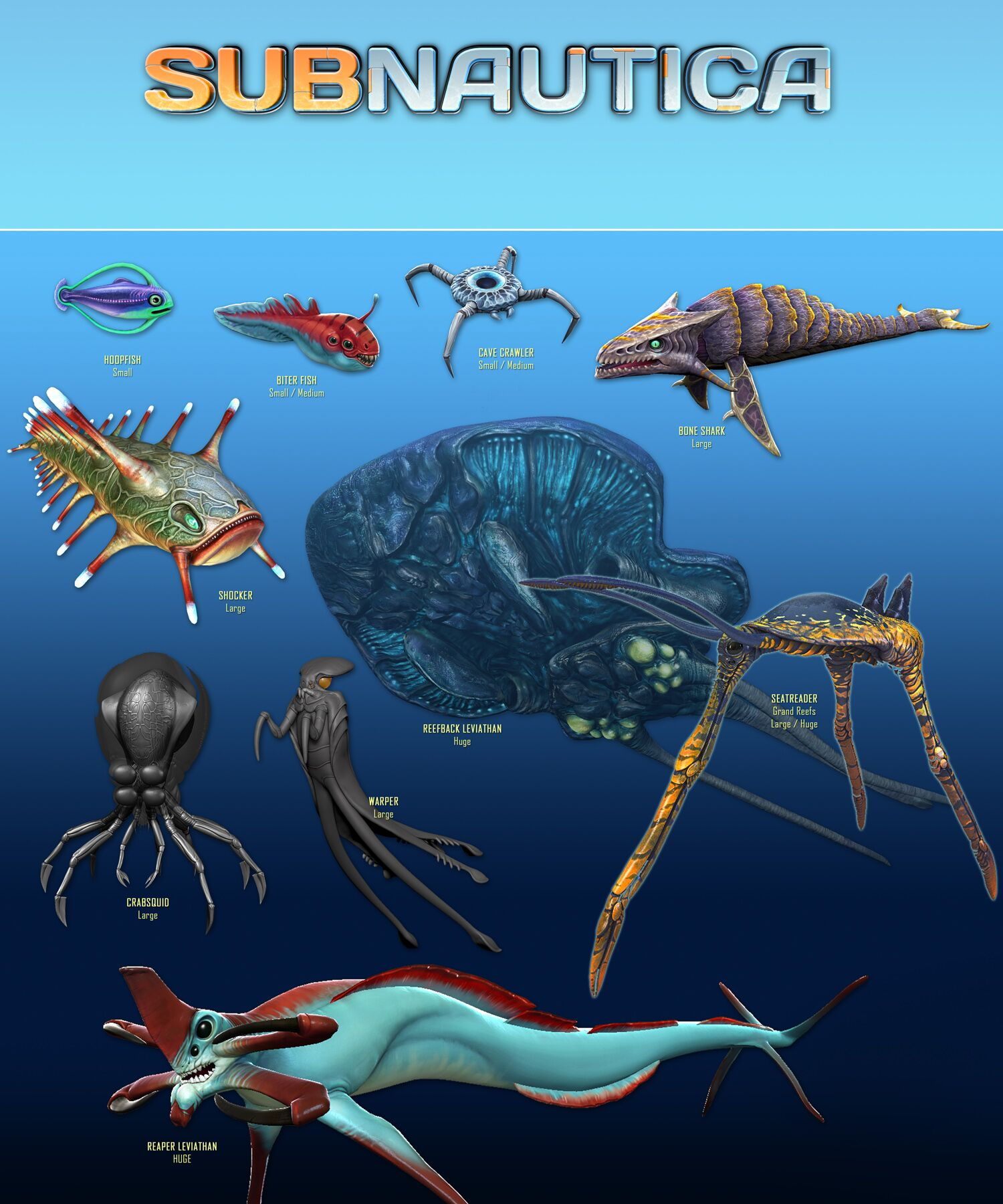 Cover Subnautica [60026] (2018) PC | RePack от R.G. Механики