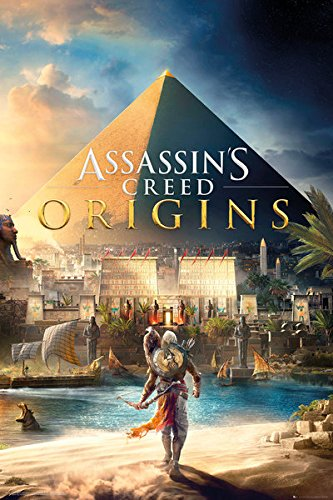 Poster Assassin's Creed: Origins (2017)