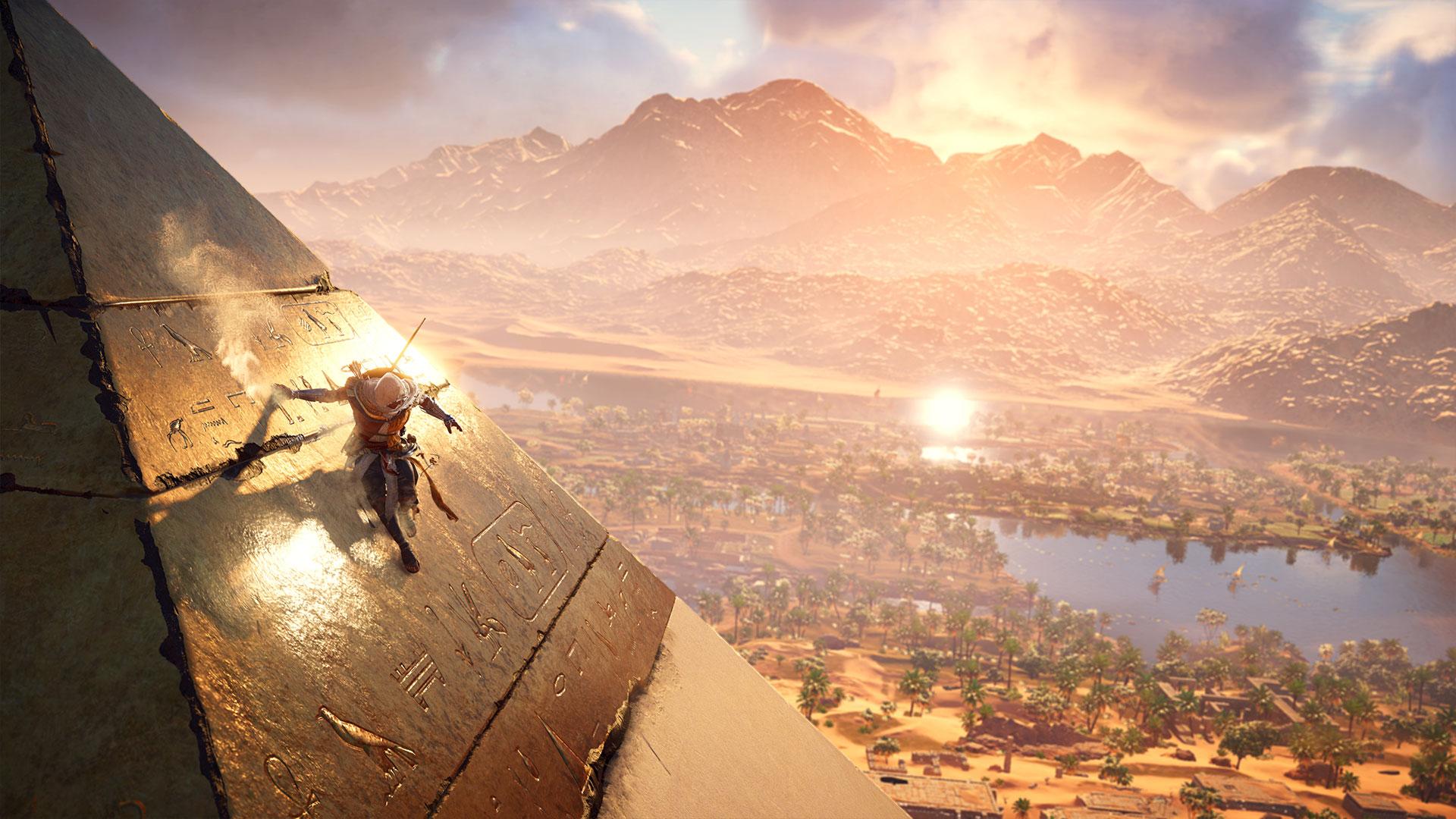 Screenshot for the game Assassin's Creed: Origins (2017) PC | RePack от R.G. Механики