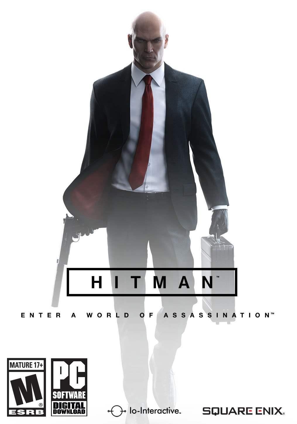 Poster Hitman: The Complete First Season - GOTY Edition (2016)