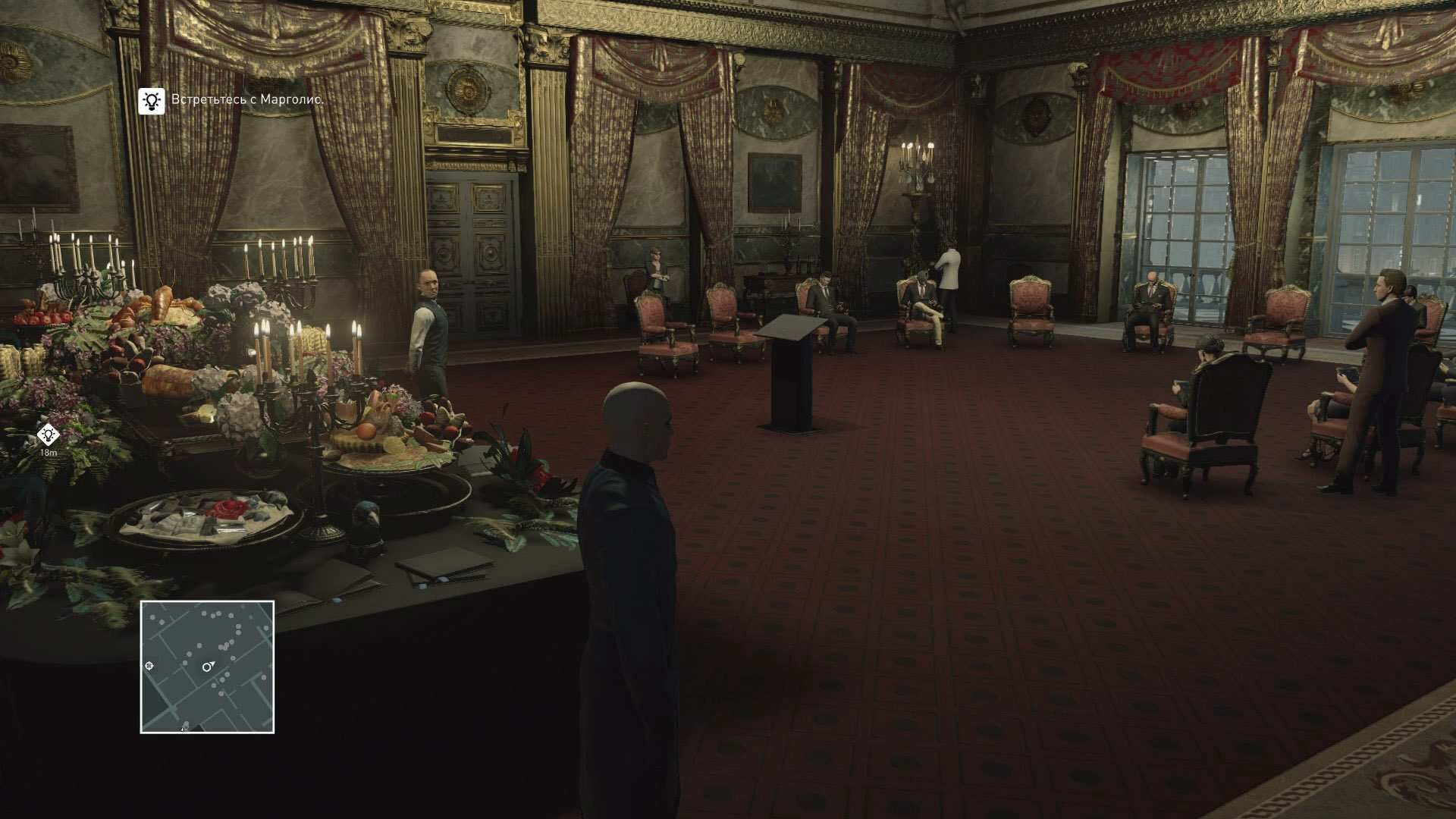 Screenshot for the game Hitman: The Complete First Season - GOTY Edition [v 1.13.2 + DLC's] (2016) PC | RePack от R.G. Механики