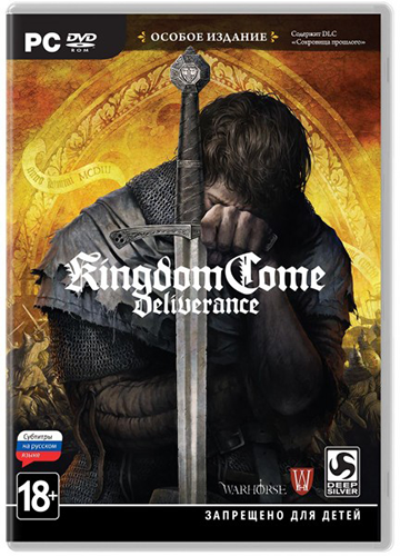 Cover Kingdom Come: Deliverance [v 1.4.3 + DLC] (2018) PC | RePack от R.G. Механики