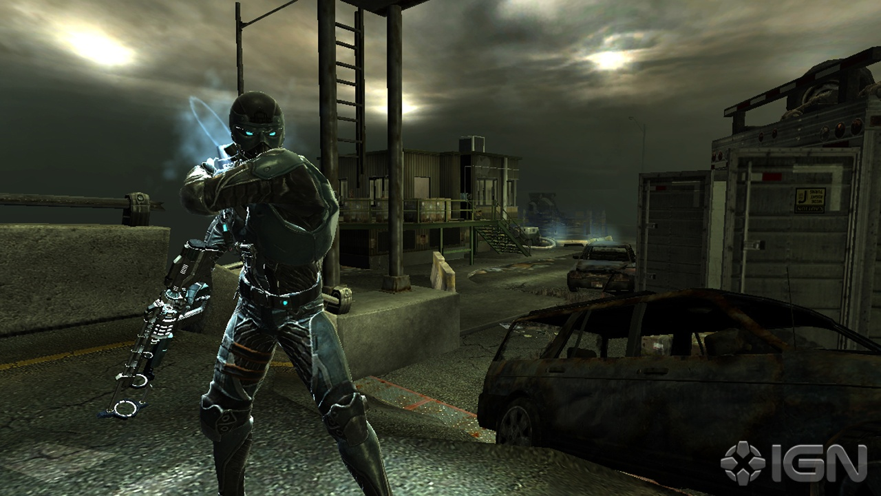 Screenshot for the game F.E.A.R. 3 (2011) PC | RePack от R.G. Механики