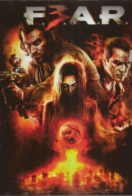 Cover F.E.A.R. 3 (2011) PC | RePack от R.G. Механики
