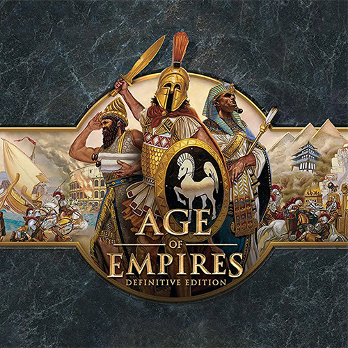 Poster Age of Empires: Definitive Edition (2018)