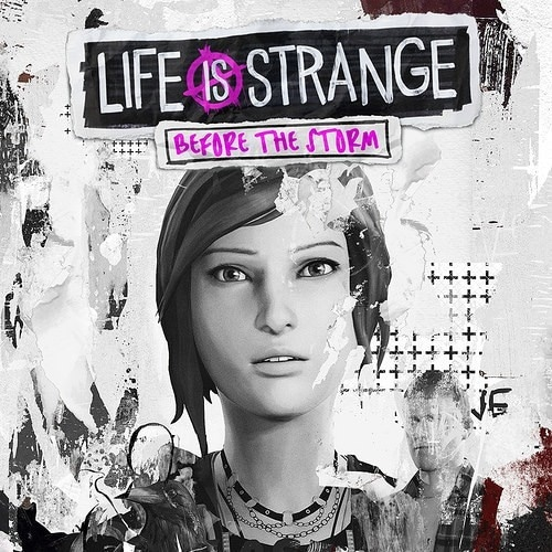 Cover Life is Strange: Before the Storm. The Limited Edition