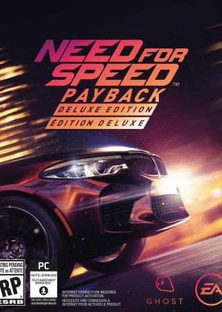 Cover Need for Speed: Payback (2017) PC | RePack от R.G. Механики