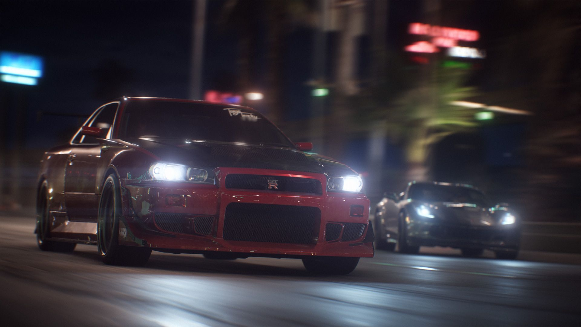 Screenshot for the game Need for Speed: Payback (2017) PC | RePack от R.G. Механики