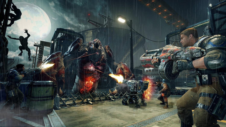 Screenshot for the game Gears of War 4 (2016) PC | Repack от R.G. Механики