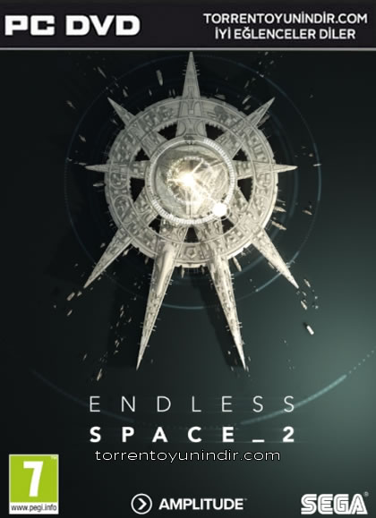 Cover Endless Space 2: Digital Deluxe Edition [v 1.2.23] (2017) PC | RePack от R.G. Механики