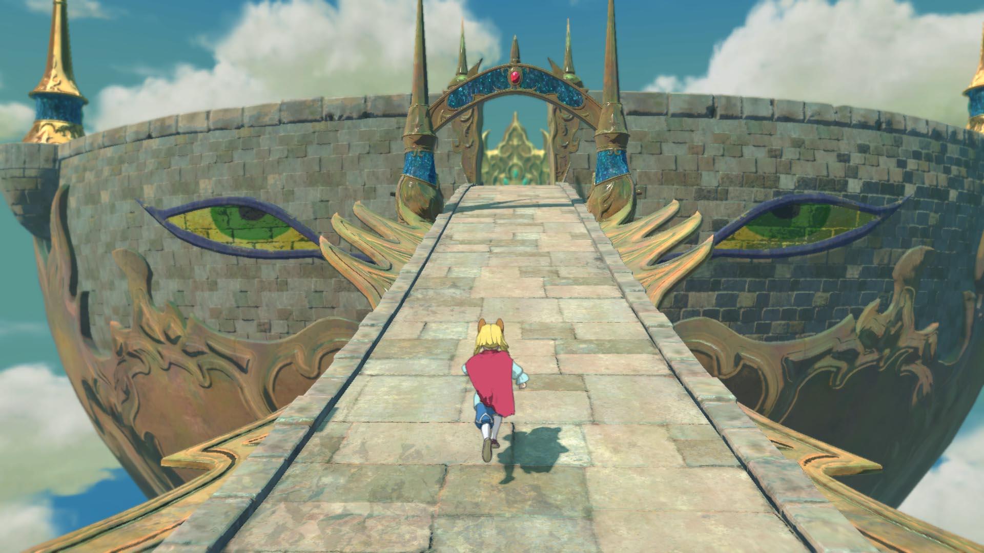 Screenshot for the game Ni no Kuni II: Revenant Kingdom - The Prince's Edition [v 1.00 + 4 DLC] (2018) PC | RePack от R.G. Механики