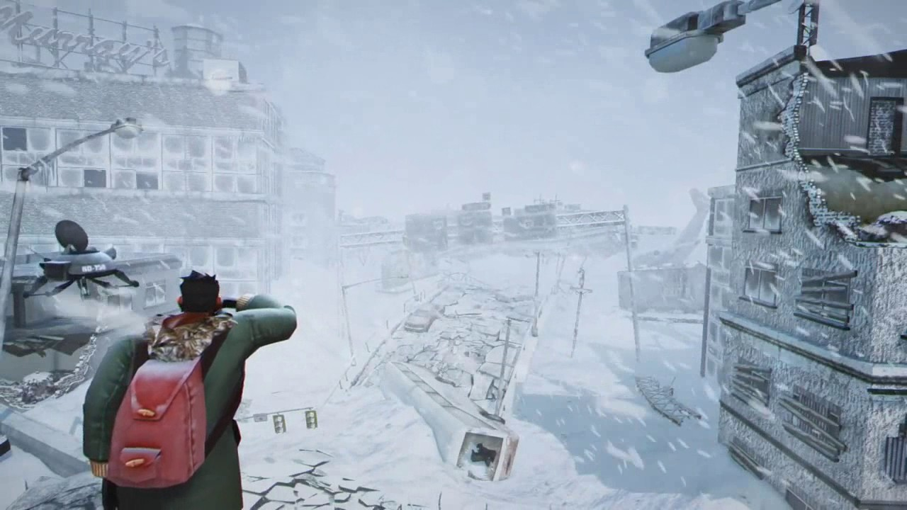 Screenshot for the game Impact Winter [v 2.0.10] (2017) PC | RePack от R.G. Механики