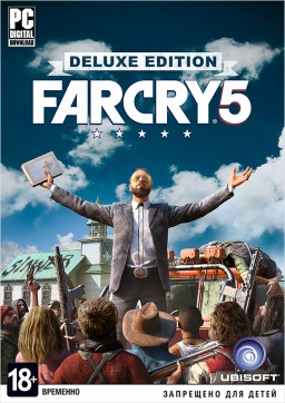 Cover Far Cry 5: Gold Edition [v 1.4.0.0 + DLCs] (2018) PC | Repack от R.G. Механики