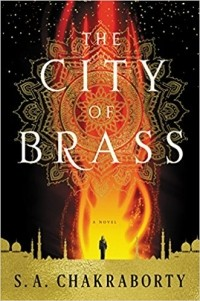 Poster City of Brass (2018)