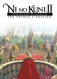 Poster Ni no Kuni II: Revenant Kingdom - The Prince's Edition (2018)
