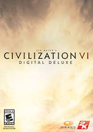 Cover Sid Meier's Civilization VI: Digital Deluxe [v 1.0.0.257 + DLC's] (2016) PC | RePack от R.G. Механики