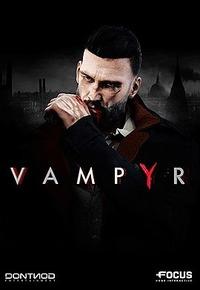 Poster Vampyr (2018)