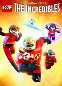 Cover LEGO The Incredibles [v 1.0.0.62857 + 1 DLC] (2018) PC | Repack from R.G. Mechanics