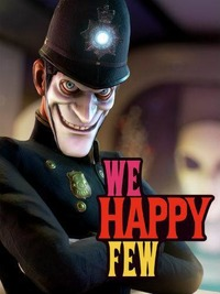 Poster We Happy Few (2018)
