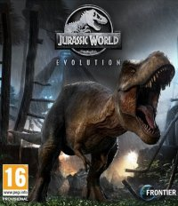 Cover Jurassic World Evolution: Deluxe Edition [v 1.4.3 + DLCs] (2018) PC | Repack from R.G. Mechanics