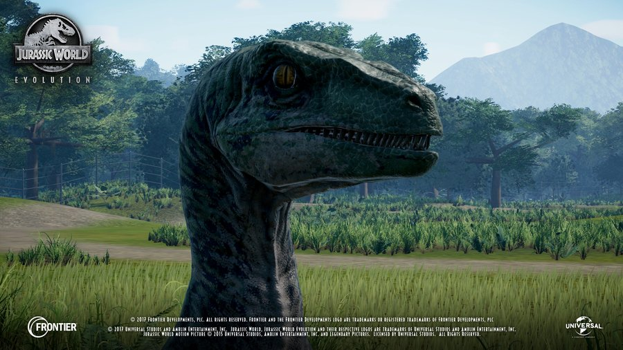 Screenshot for the game Jurassic World Evolution: Deluxe Edition [v 1.4.3 + DLCs] (2018) PC | Repack from R.G. Mechanics