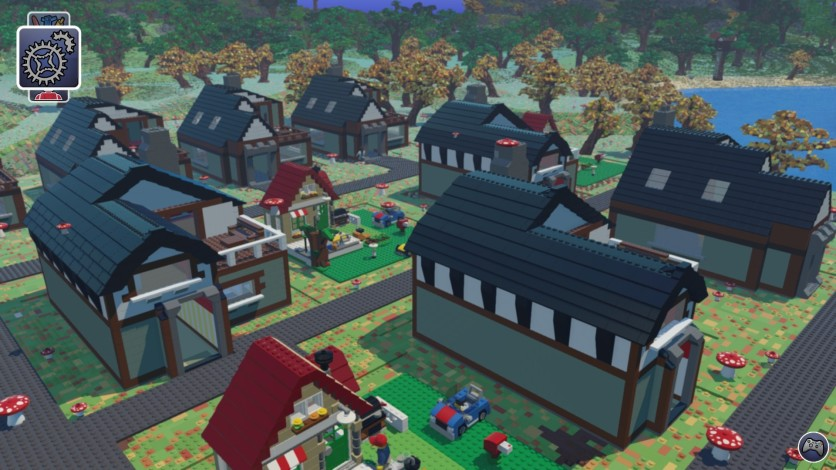 Screenshot for the game LEGO Worlds [v 20180913 + DLCs] (2017) PC | Repack from R.G. Mechanics