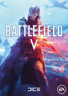 Cover Battlefield V