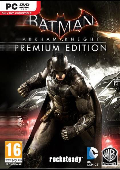 Cover Batman: Arkham Knight - Premium Edition