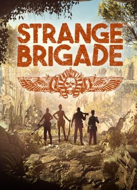 Poster Strange Brigade (2018)