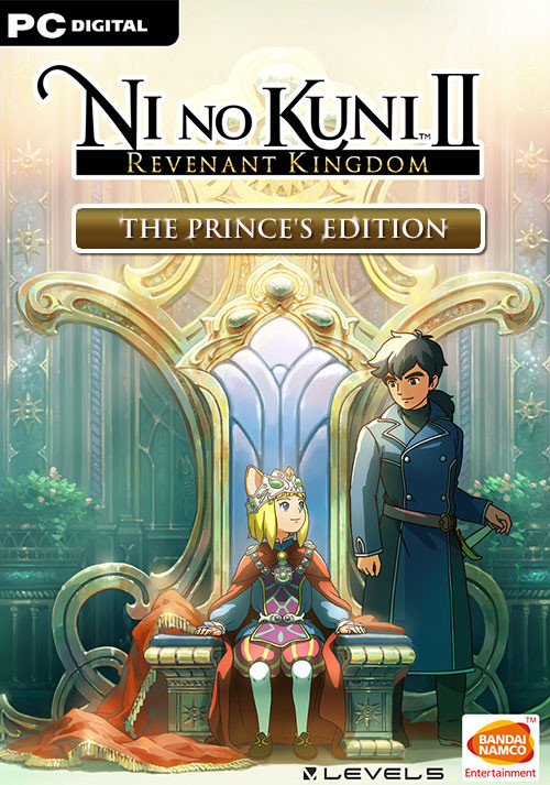 Cover Ni no Kuni II: Revenant Kingdom - The Prince's Edition [v 3.02 + 6 DLC] (2018) PC | RePack by R.G. The mechanics