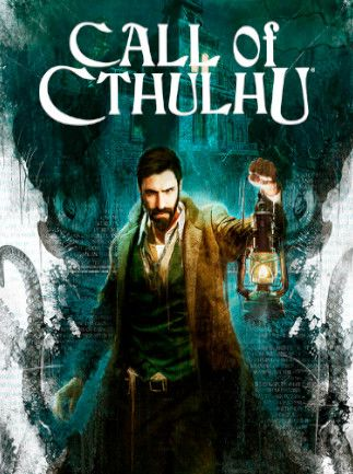 Poster Call of Cthulhu (2018)